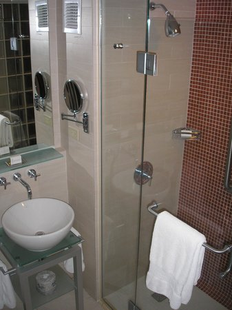 Doubletree by Hilton San Juan : The bathroom