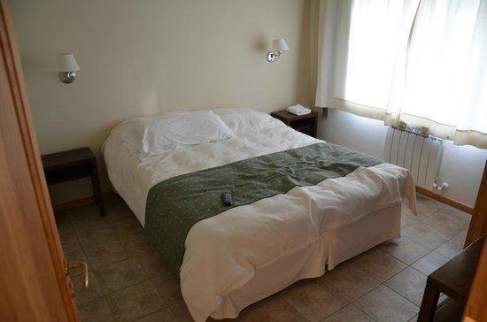 Las Golondrinas Apart Hotel: La Habitación