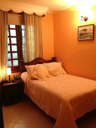 Casa Quinta Hotel Boutique: Habitación sencilla