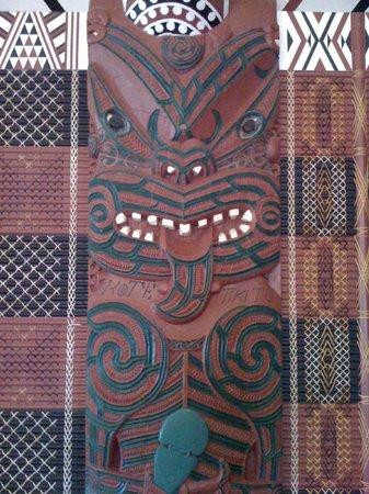 Mataatua: The House That Came Home: One of my ancestors :)
