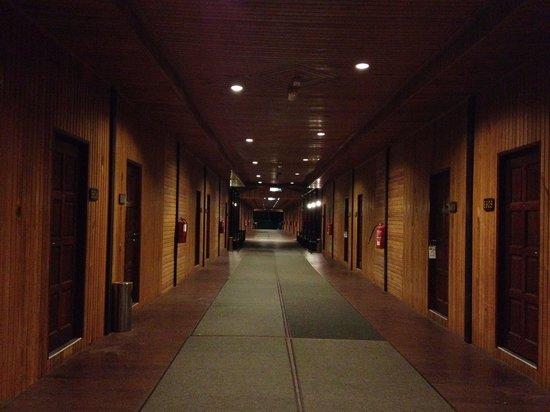 Eastwood Valley Golf & Country Club: Rumah Panjang ambience