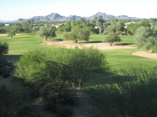 The Westin Kierland Villas: View from balcony of 6406