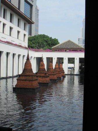 The Sukhothai Bangkok: patio