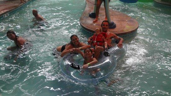Hotel Cascada : Lazy river