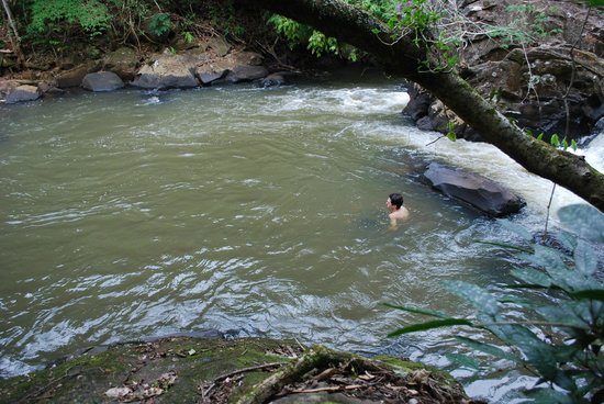Recanto das Cachoeiras: Pedra Branca