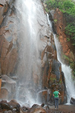 Recanto das Cachoeiras: Cachoeira da Roseira
