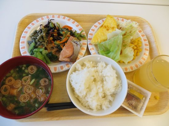 Chisun Inn Shiojiri Kita IC: breakfast