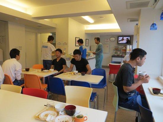Chisun Inn Shiojiri Kita IC: breakfast party