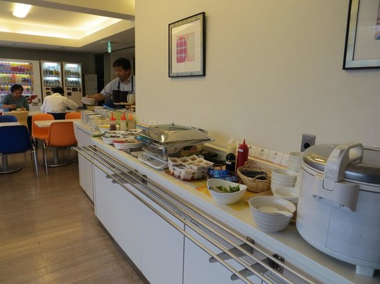 Chisun Inn Shiojiri Kita IC : breakfast viking