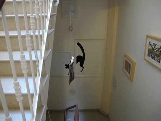 Evora Inn Chiado Design: Escada