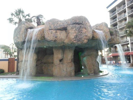 Hampton Inn Jacksonville Beach/Oceanfront: Swimming pool