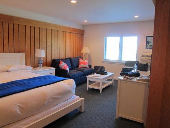 The Leland Lodge: Lovely new furnishings