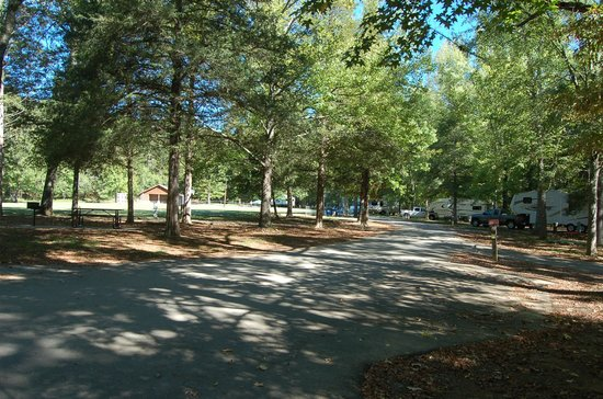 West Fork, Αρκάνσας: Campground