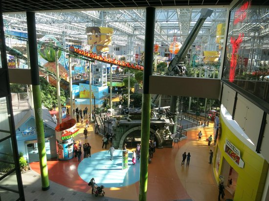 Mall of America: Indoor Park