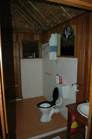 Zipolo Habu Resort: Bathroom