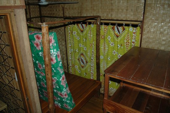Zipolo Habu Resort: Spare Bedroom