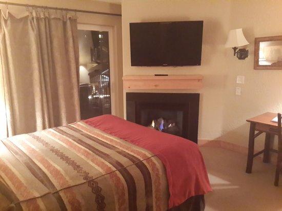 Silverado Lodge: Bedroom