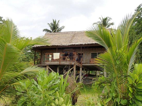 Zipolo Habu Resort: Deluxe Bungalow