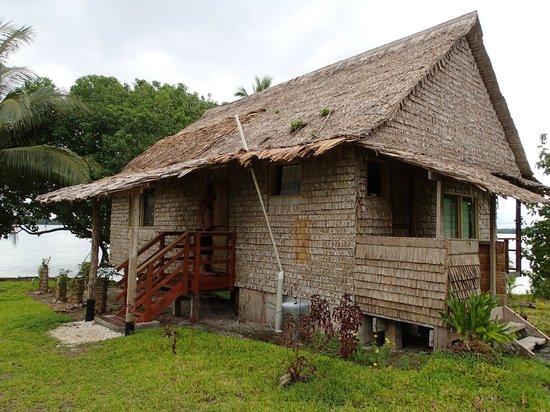 Zipolo Habu Resort : Delux Bungalow