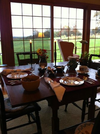 Morningside Inn: Breakfast