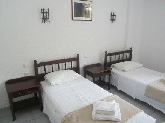 Aggelo Hotel Stalis : Все чисто и уютно