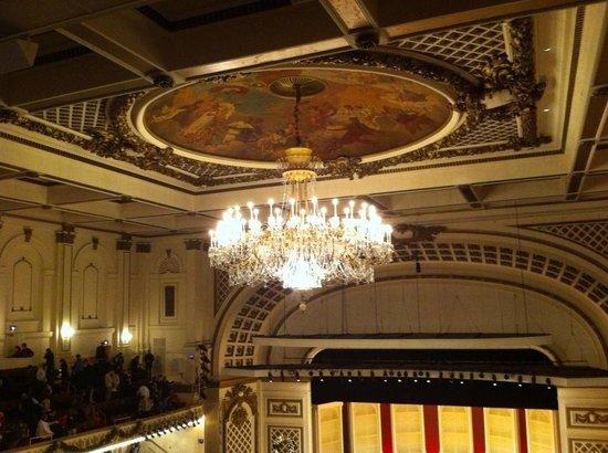 Cincinnati Music Hall: Beautiful architecture!