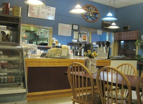 Nick's Place : Fresh, Clean...as close as you can get to an Old Fashioned Soda Fountain