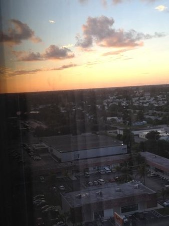 Embassy Suites by Hilton West Palm Beach Central : morning view
