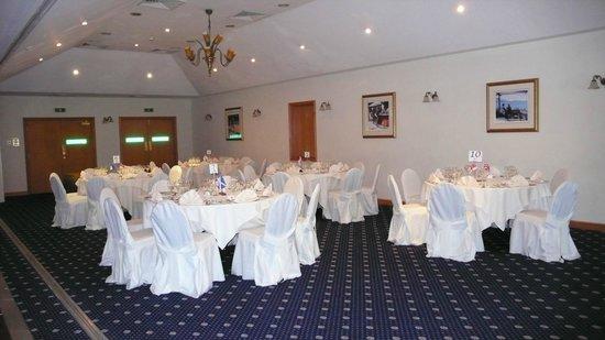 Best Western Plus Bentley Hotel & Spa: Reunion Dinner