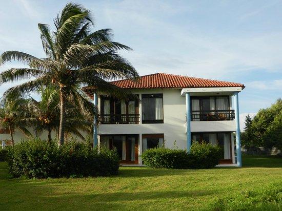 Ecoplaya Beach Resort: Amplias y comodas Habitaciones
