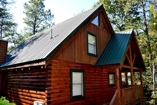 Sherwood Forest Resort: A License to Chill cabin in Sherwood Forest