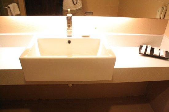 Summit Ridge Tagaytay: Bathroom