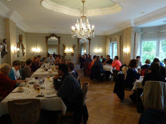 Hotel Müller Restaurant Acht-Eck: Dining room