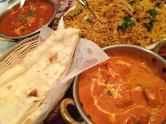 Sindhu Indian Cuisine: Delicious food!