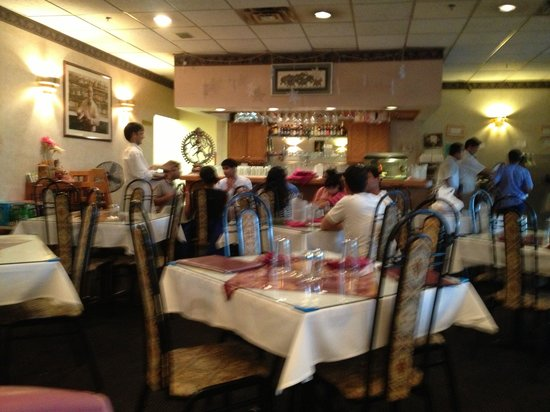 Sindhu Indian Cuisine: General atmosphere unremarkable but pleasant enough.