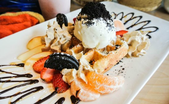 Photo of Belgian Restaurant Waffle Gone Wild at 2967 Broadway W, Vancouver V5G1G4, Canada