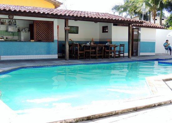 Praia Mar Hotel: piscina do hotel!