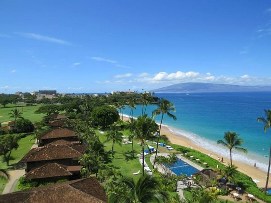 Royal Lahaina Resort: View