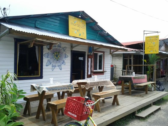 Maracuya Restaurant: Entrada del restaurante