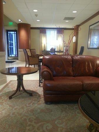 Magnolia Inn and Suites: Hallway
