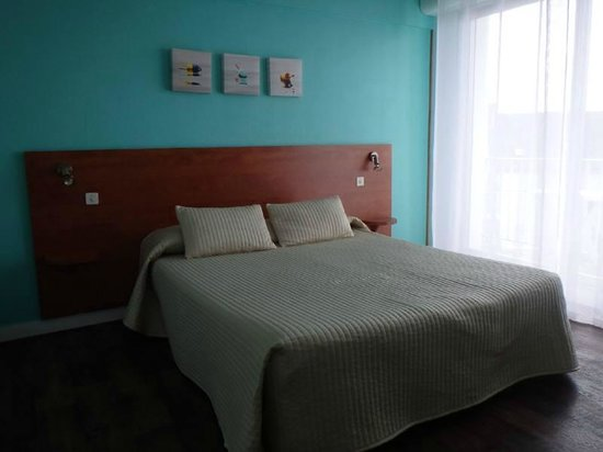 Hotel Les Alignements : 部屋