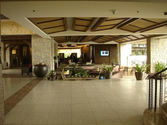 The Bellevue Resort Bohol : Hotel lobby