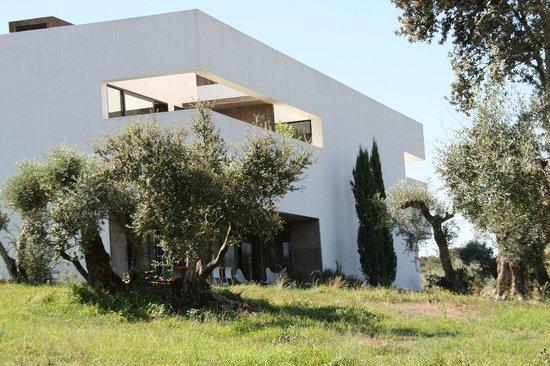 Villa Extramuros: Villa