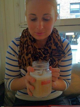 Bread : Yum latte