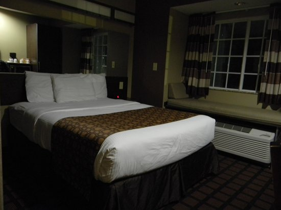Microtel Inn & Suites by Wyndham Columbia/At Fort Jackson: Queen Bed Third Floor