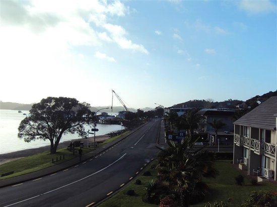 Breakwater Motel : Room views