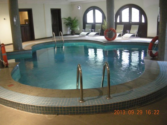 Planet One Hotel and Wellness: Swimming Pool