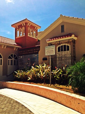 Museum of the History of Ponce: Barrio Mameyes Museum