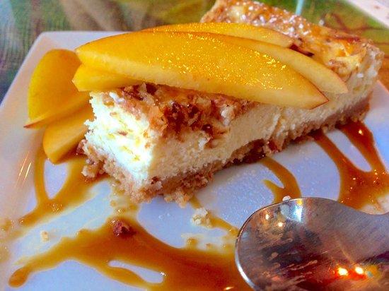 Cafe Xoho: cheesecake