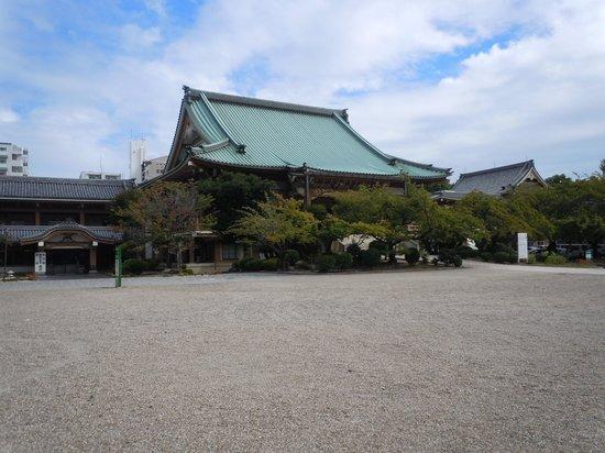 Shinshu Otaniha Nagoya Betsuin: 東別院